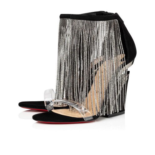 ウィメンズシューズ - Courtain Love Strass - Christian Louboutin
