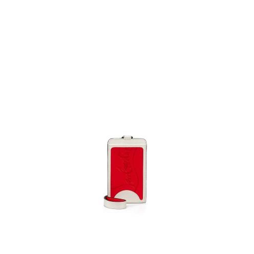 レザーグッズ - Miloucah Card Holder - Christian Louboutin
