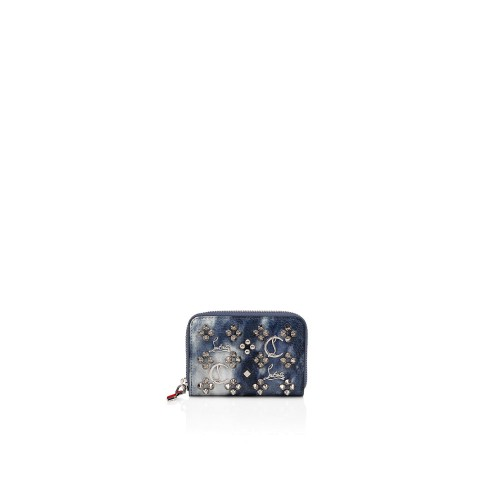 レザーグッズ - Panettone Coin Purse - Christian Louboutin