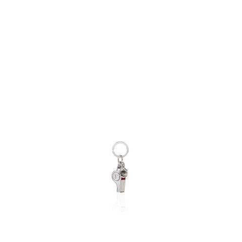 レザーグッズ - Whistle Keyring - Christian Louboutin