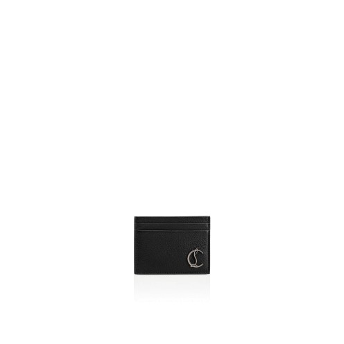 スモールレザーグッズ - Kios Card Holder - Christian Louboutin