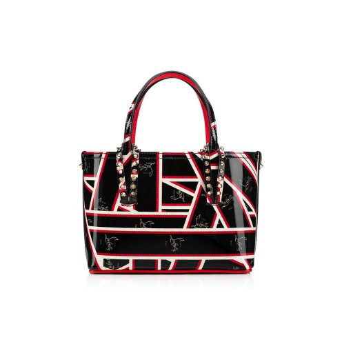 バッグ - Cabata Mini Tote Bag - Christian Louboutin