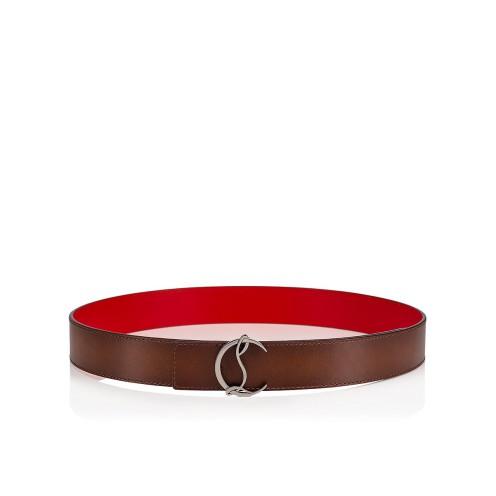 Men Belt - Cl Logo Belt - Christian Louboutin_2