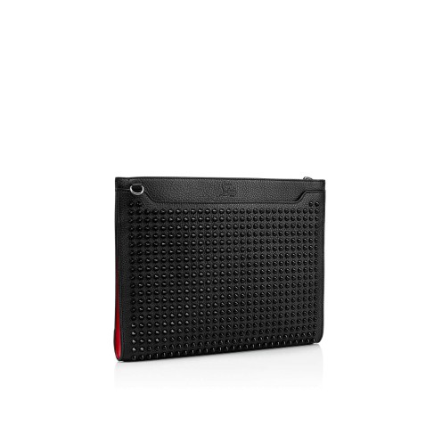 Men Bag - Skypouch Classic Leather - Christian Louboutin_2