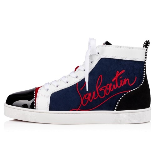 メンズシューズ - Navy Louis - Christian Louboutin_2