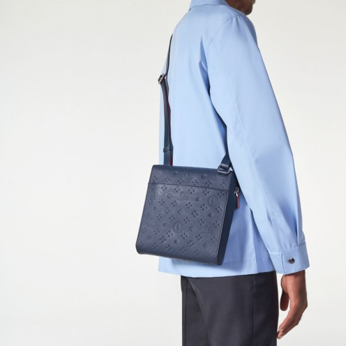 Men Bag - Benech Medium Reporter - Christian Louboutin_2