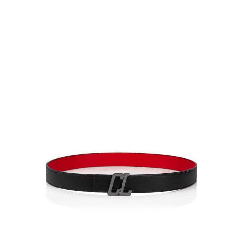Belt - Happy Rui Cl Logo Belt - Christian Louboutin_2