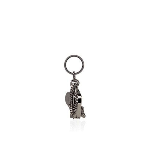 Whistle Keyring