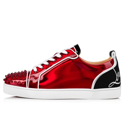 シューズ - Fun Louis Junior Spikes - Christian Louboutin_2