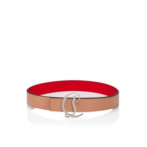 Belt - Cl Logo Belt - Christian Louboutin_2
