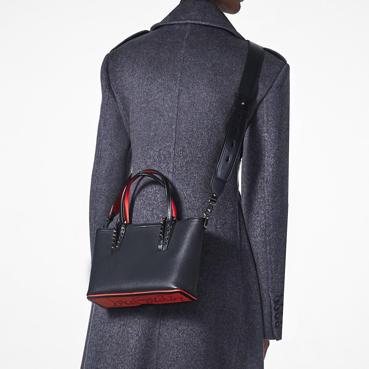 Bags - Cabata Mini Tote Bag - Christian Louboutin
