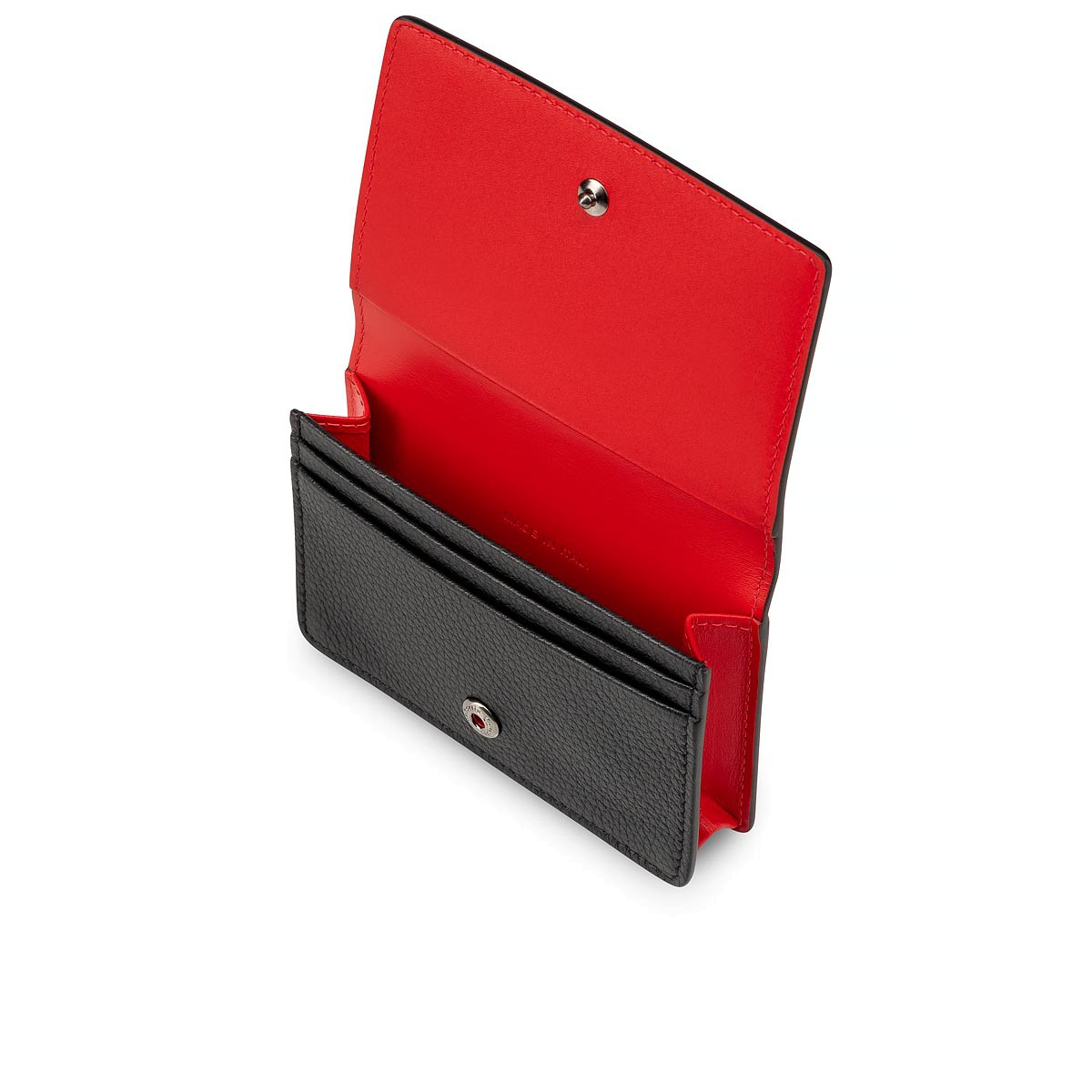 スモールレザーグッズ - Loubeka Business Card Case - Christian Louboutin