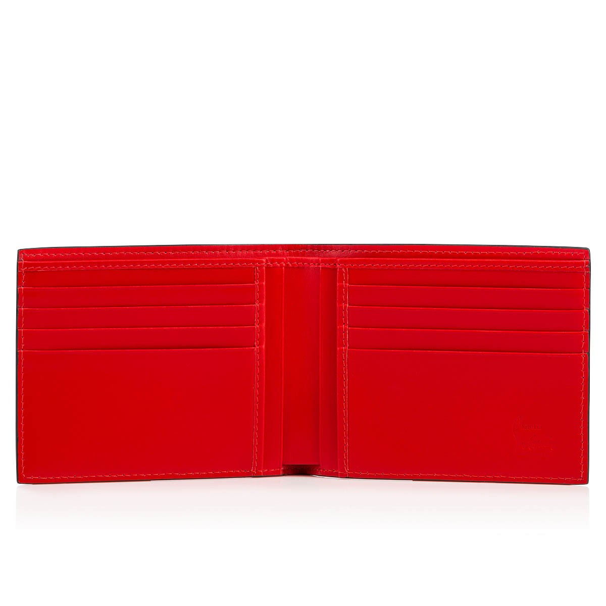スモールレザーグッズ - Coolcard Wallet - Christian Louboutin