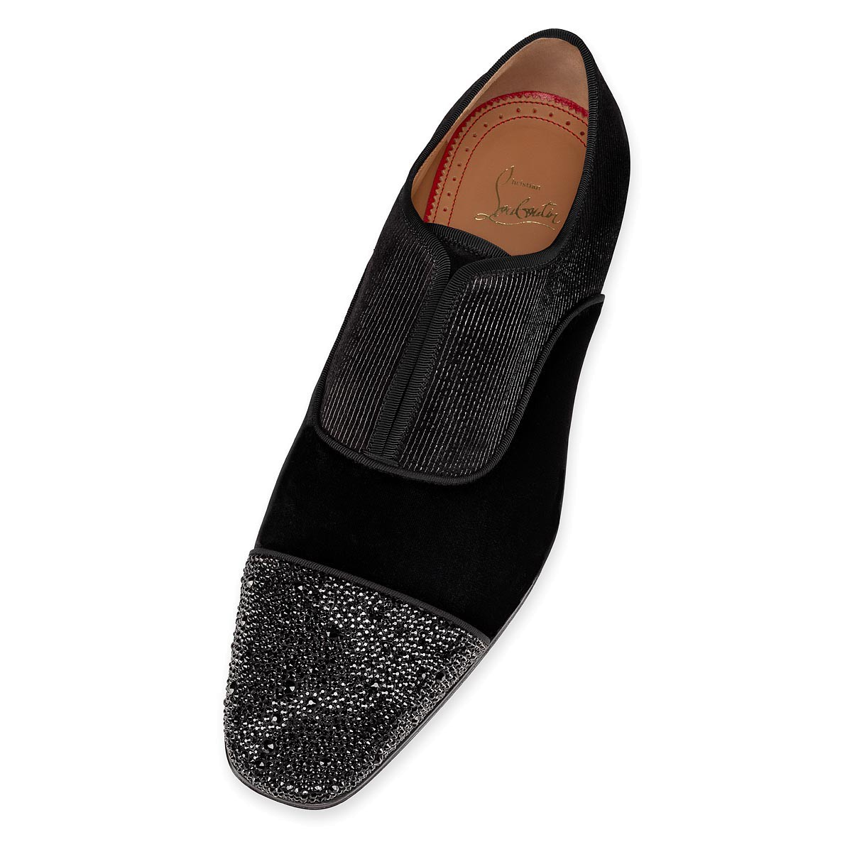 メンズシューズ - Alpha Male P Strass - Christian Louboutin