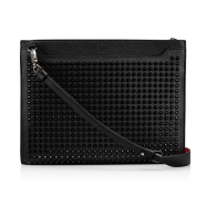 Men Bag - Skypouch Classic Leather - Christian Louboutin