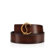 Men Belt - Cl Logo Belt - Christian Louboutin