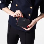 スモールレザーグッズ - Paloma Mini Wallet - Christian Louboutin