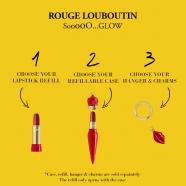 """ビューティ""""すべて - ピンクバッグチャーム - Christian Louboutin"""