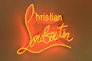 CHRISTIAN LOUBOUTIN PARIS JEAN-JACQUES ROUSSEAU